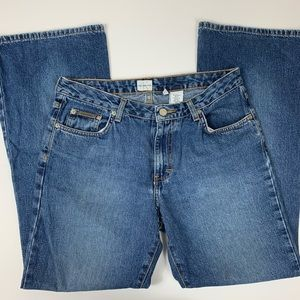 CALVIN KLEIN  Jeans Flared Jeans size 9